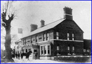 The Three Tuns 1924